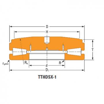 T9250fs-T9250s Thrust tapered roller Bearings
