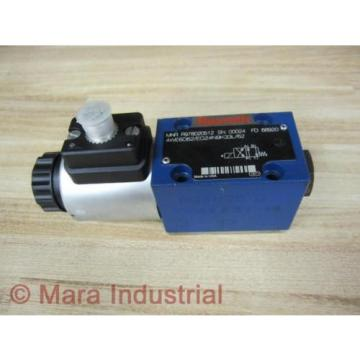 Rexroth Bosch R978020512 Valve 4WE6D62/EG24N9K33L/62 -  No Box