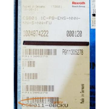 Rexroth CSB01.1C-PB-ENS-NNN-NN-S-NN-FW IndraDrive Servosteller  > ungebraucht