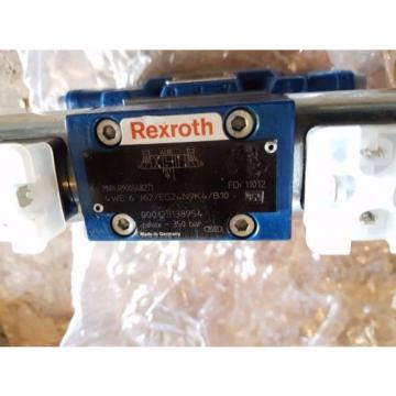 Rexroth Hydraulic 4WE6J6X/EG24N9K4/B10 Valve H-4WEH 10 J4X/6EG24N9ETK4/B10D3