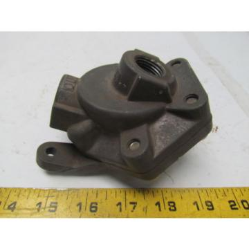 """Rexroth P52935-4 Aluminum quick exhaust valve 1/2""""NPT"""