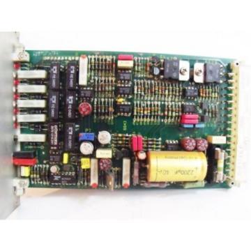 REXROTH Prop. Verstärker VT5005 S13-A R1