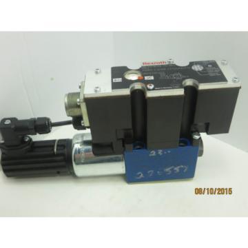 Rexroth Valve 4WREE6WA8-23/G24K31/F1V  Remanufactured