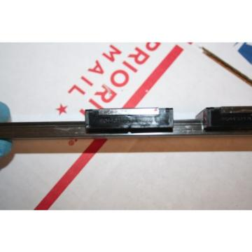 "REXROTH R044321201 7210 Linear Motion Slides 10 5/8"" long"