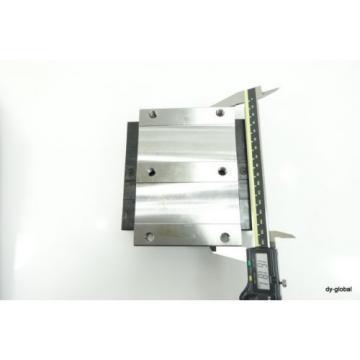 167131410 Bosch Rexroth Star LM Guide Bearing Block HRW50CA Type BRG-I-9
