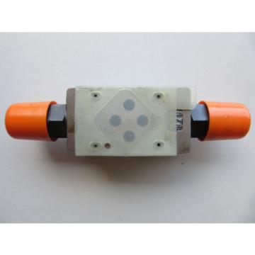 Rexroth R900481621 Hydraulic Control Valve Z2FS6-2-44/1Q