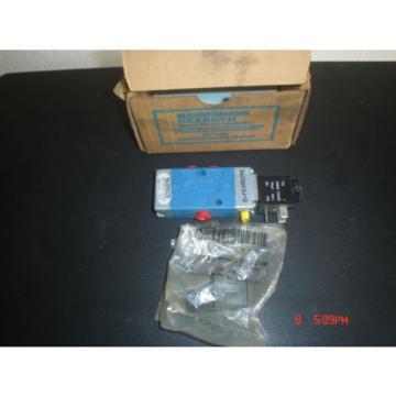 RexRoth MiniMaster Directional Valve 12 VDC
